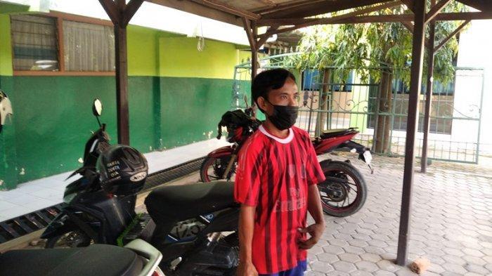 Sibuk Mengajar Online, Motor Guru SMPN 10 Bandar Lampung Hilang di Parkiran Sekolah