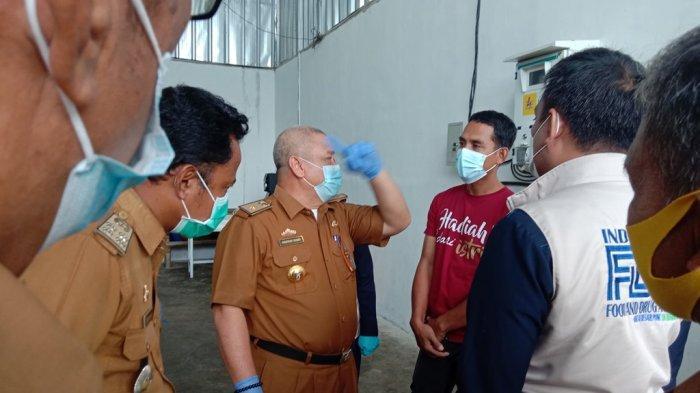 Usaha Pembekuan Daging Tak Berizin, Asisten II: Kalau Nggak Bener Ditutup!
