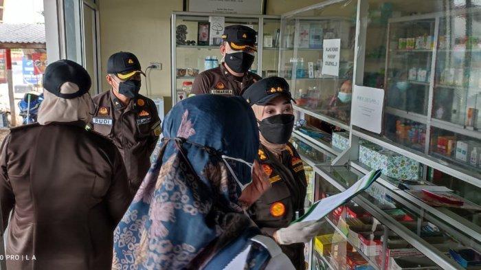 Sidak ke Gudang Obat Dinkes Tubaba, Kejari Tulangbawang Lampung Dapati Vitamin dan Antibiotik