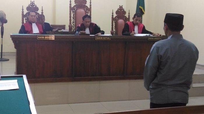 Sunat Dana Desa Rp 183 Juta, Eks Kakam di Lampung Tengah Divonis 1 Tahun 8 Bulan Penjara