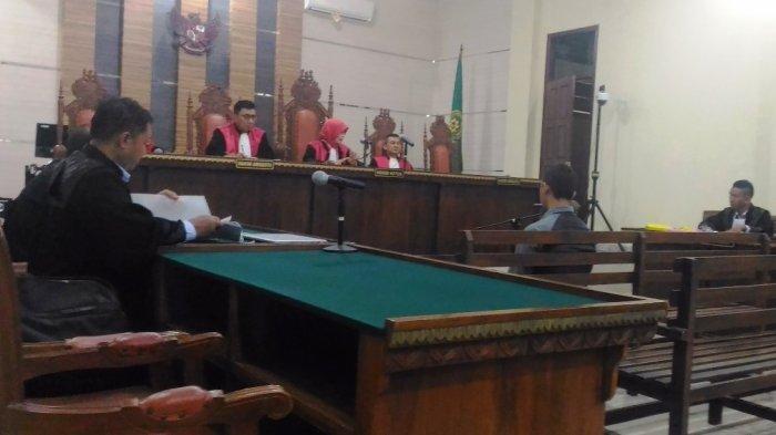 Eksepsi Adik Kandung Khamami Ditolak Hakim PN Tanjungkarang, Ini Alasannya