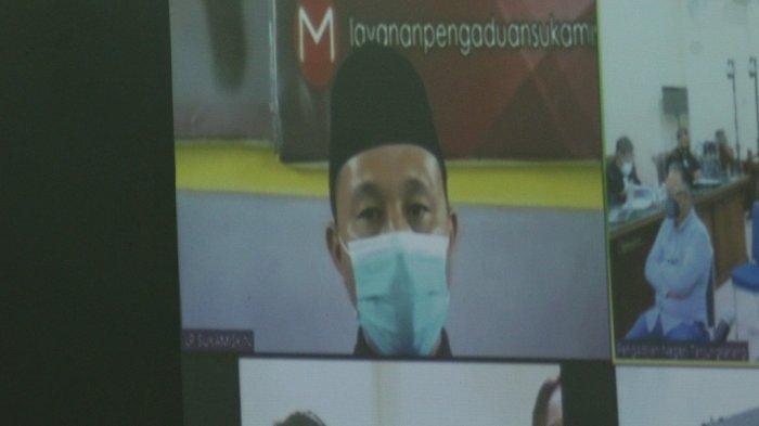 Jaksa KPK Akan Panggil Lagi Soni Adiwijaya dalam Sidang Mustafa