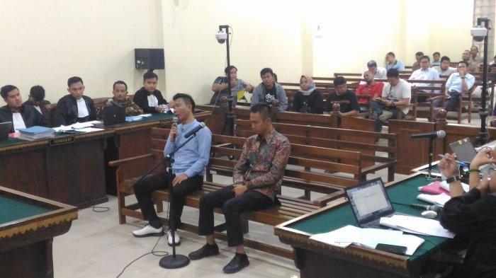 BREAKING NEWS - Dikonfrontir dengan Anak Buahnya, Kadis PUPR Mesuji Kena Tegur Hakim