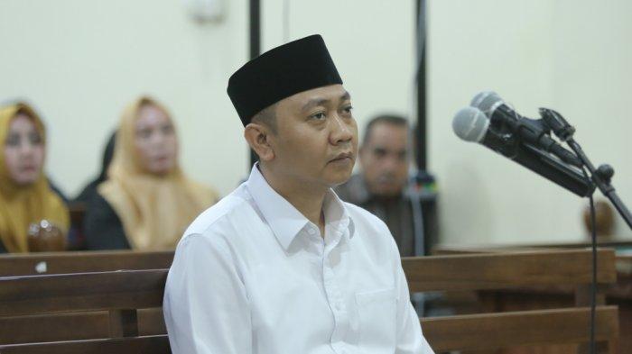 Agung: Mohon Maaf Lahir Batin Pak Jaksa, Bupati Lampura Divonis 7 Tahun