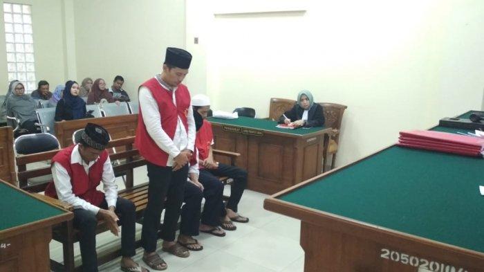 Ini Peran 4 Terdakwa dalam Kasus Sabu Oknum PNS Rupbasan Bandar Lampung
