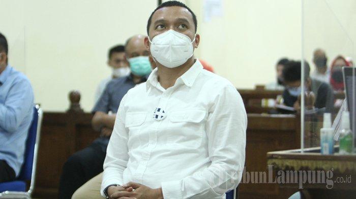 Sidang Suap Fee Proyek Lampung Selatan Jilid II, Saksi Setor ke Syahroni 21 Persen
