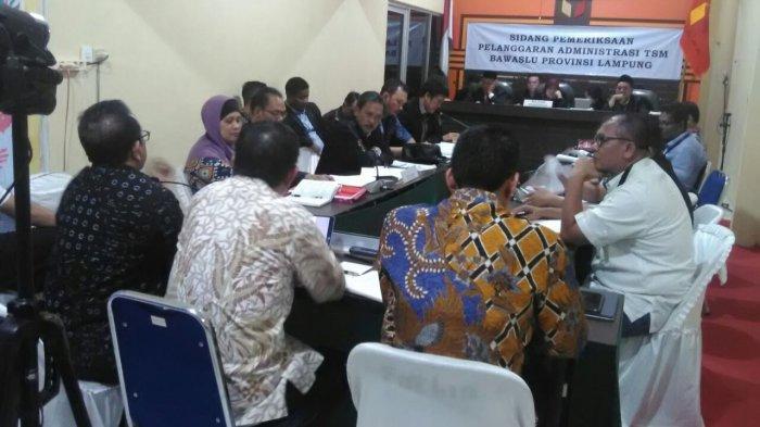 Saksi Ahli: Sulit Buktikan Politik Uang di Pilgub Lampung
