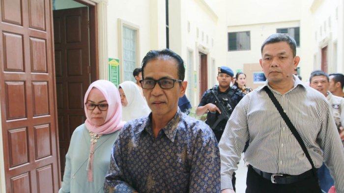 Mantan Bupati Mesuji Khamami Minta Tidak Dihukum Berat, Ajukan PK Atas Putusan 8 Tahun Penjara