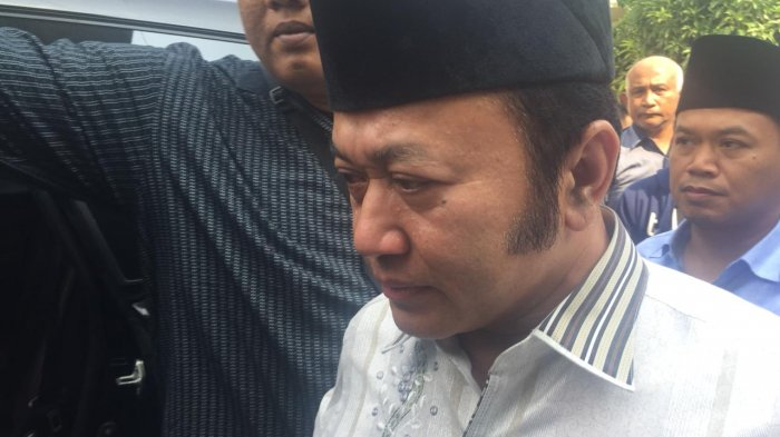 Terungkap Alasan Bupati Nonaktif Lamsel Zainudin Hasan Larang Wakilnya Nanang Main Proyek