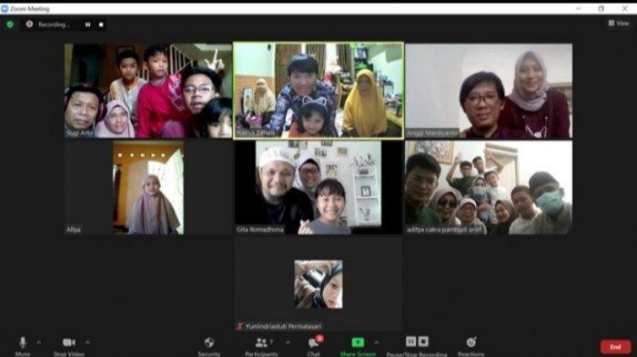 Silaturahmi Virtual Jadi Cara Baru Warga Bandar Lampung Rayakan Lebaran