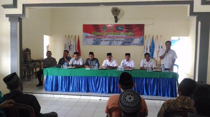 Tangkal Radikalisme di Desa Jatimulyo, Kemenag Lampung Gelar Silaturahmi