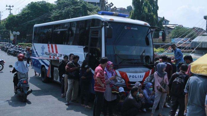 JADWAL SIM Keliling Besok 8 Juli 2021 di Bandar Lampung, Ada di BKP Kemiling