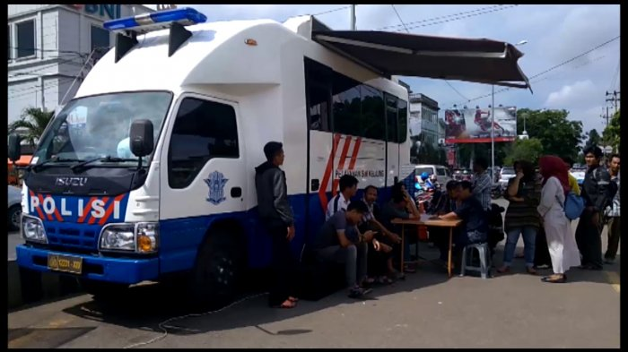 JADWAL Pelayanan SIM Keliling di Bandar Lampung serta Syarat Perpanjang SIM