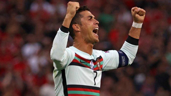 Laga Big Match Euro 2020 Portugal vs Jerman, Cristiano Ronaldo Berpeluang Menyamai Rekor Ali Daei