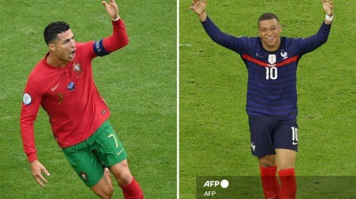 Jadwal Euro 2020, Prediksi Susunan Pemain Portugal vs PrancisLaga Lanjutan Fase Grup F