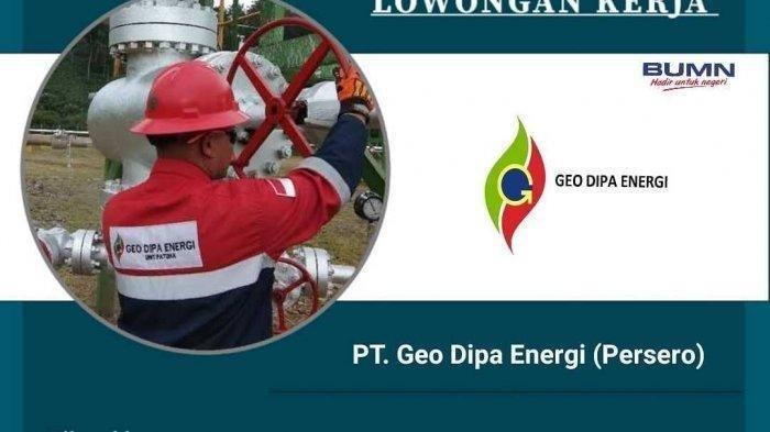 Lowongan Kerja BUMN PT Geo Dipa Energi (Persero) untuk Lulusan S1