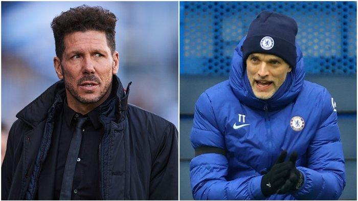 Liga Champions Prediksi dan Head to Head Atletico Madrid vs Chelsea, Siapa Lebih Unggul?