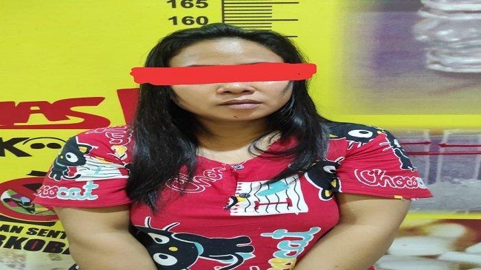 Simpan Sabu-sabu 1,84 Gram, Perempuan di Pesawaran Lampung Diamankan Petugas