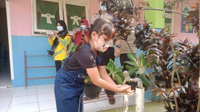 TK Pembina di Metro Timur Lampung Gelar Simulasi Tatap Muka