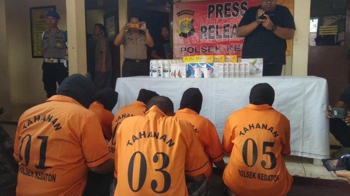 BREAKING NEWS Sindikat Pencurian di MBK Diringkus Polisi, Ada Pasutri