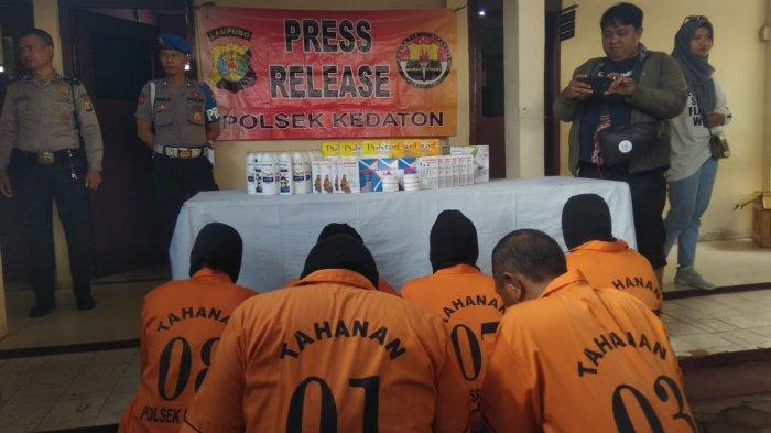 Bra Dimodifikasi, 5 Wanita dan 2 Pria asal Jabodetabek Mengutil di MBK