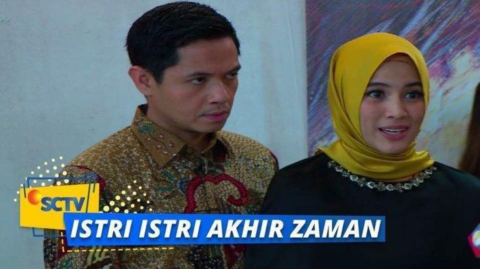 Sinopsis Istri-istri Akhir Zaman Episode 6 Sabtu 11 Mei 2019 di SCTV, Edi Lawan Entin