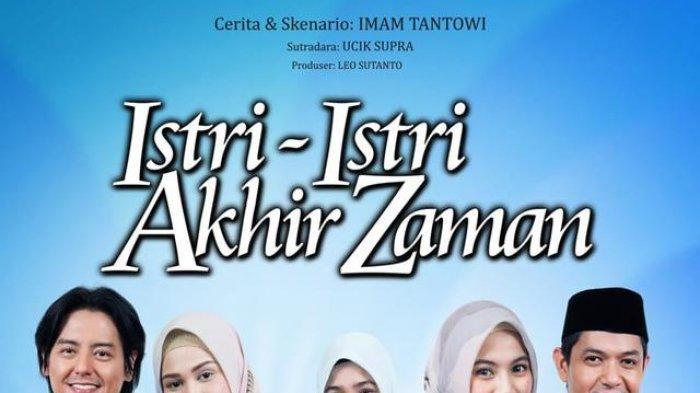 Sinopsis Istri-istri Akhir Zaman Episode 7 Minggu 12 Mei 2019 di Trans TV, Ramadhan Bercerai?