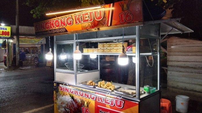 Gurihnya Singkong Keju 16 Bandar Lampung, Hanya Rp 10 Ribu Seporsi