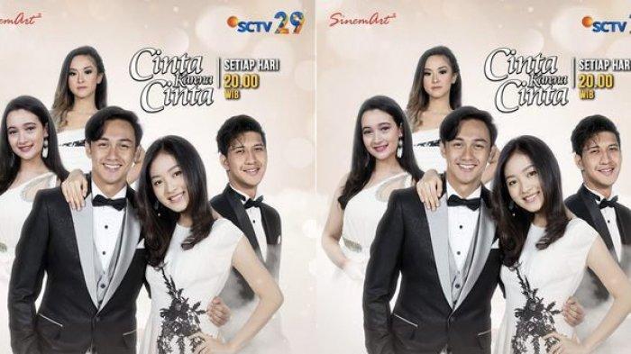 Sinopsis Cinta karena Cinta Episode 7 Malam Ini Minggu 4 Agustus 2019 di SCTV, Raisa Celakai Jenar?