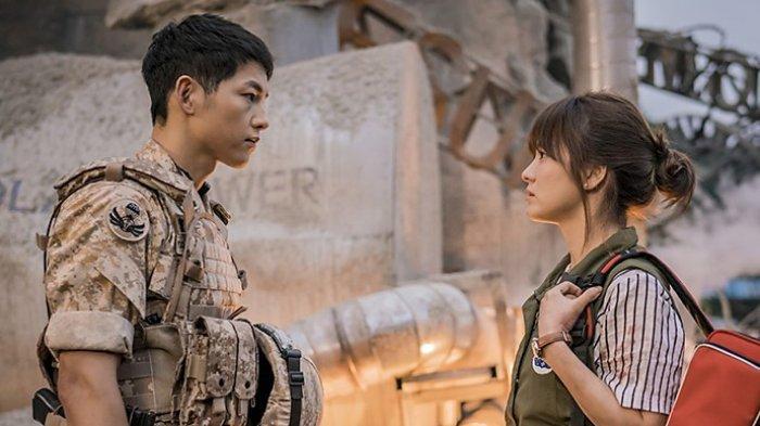 Sinopsis dan Download Drama Korea Descendants of The Sun