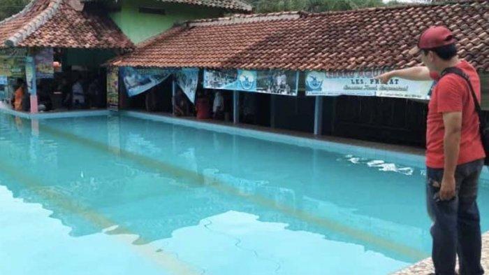 BREAKING NEWS Siswa SD di Lampura Tewas Tenggelam di Kolam Renang Saat Ikut Ekskul Sekolah