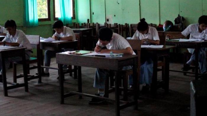 Ratusan Siswa SMK di Semarang Jawa Tengah Positif Corona, Kini Dikarantina di Sekolah