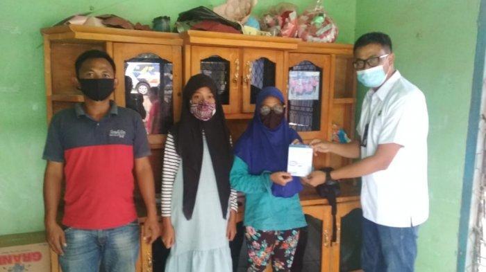 Jasa Raharja Lampung Serahkan Santunan Laka Tol Magetan