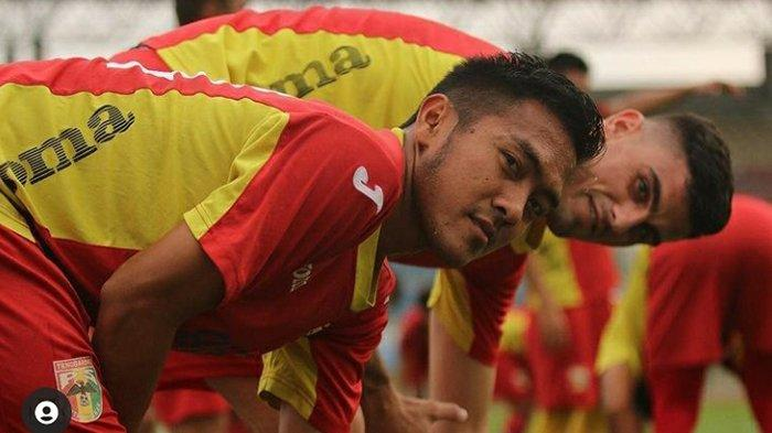 Skuad Badak Lampung FC Libur, Roni Rosadi Habiskan Waktu Bersama Keluarga