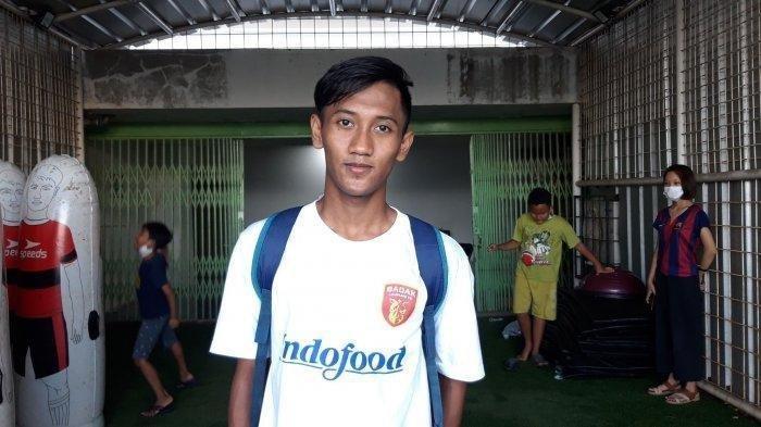 Pemain Badak Lampung FCMasih di Rumahkan, Bramdani Berdoa Pandemi Covid-19 Cepat Hilang
