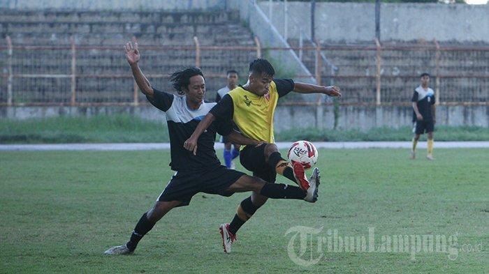 Skuad Badak Lampung FC Sudah Bisa Terapkan Gaya Permainan Budiarjo Thalib