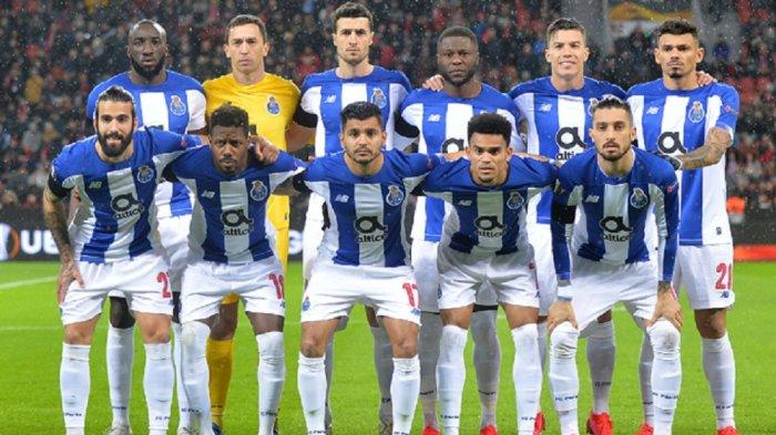 skuad FC Porto 2021