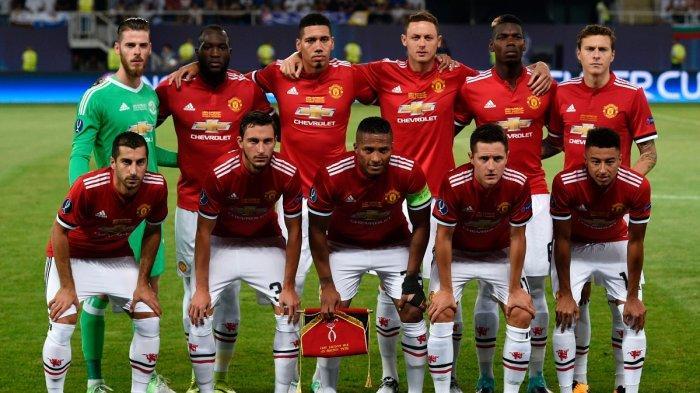 skuad Man United 2020/2021