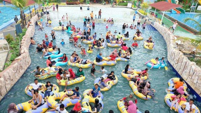 Tiga Lokasi Waterpark/Waterboom di Lampung yang Bisa Jadi Refrensi Liburan Keluarga