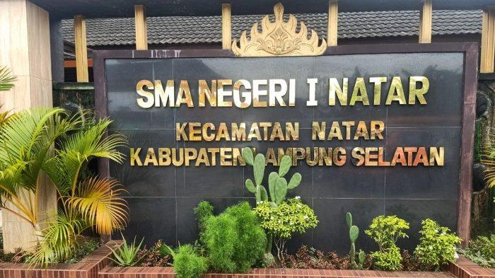 MKKS Melakukan Penandatanganan Fakta Integritas di Aula SMAN 1 Natar