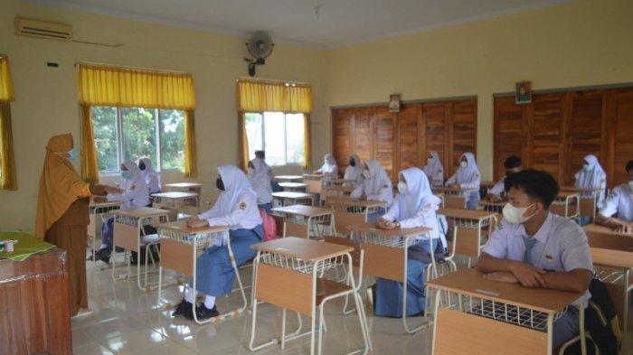 SMAN 15 Bandar Lampung Siap Gelar PTM Terbatas