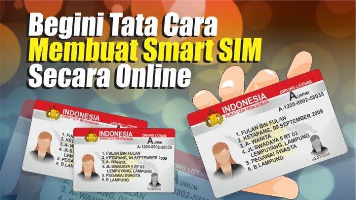Cara Perpanjang SIM Online via Ponsel, Bisa Dikirim ke Rumah