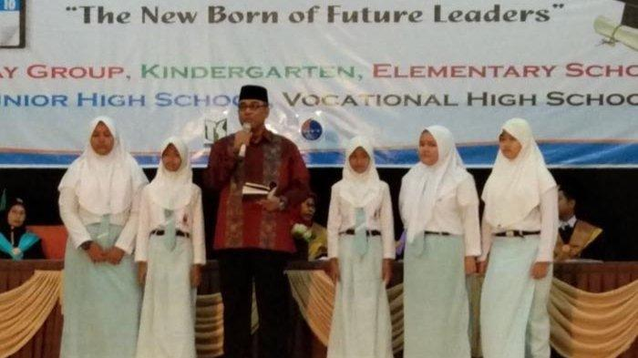 SMK Global Surya Raih Akreditasi A