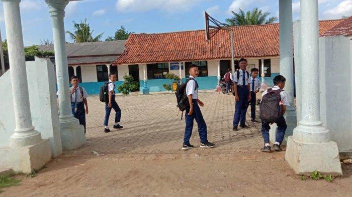 19 SMP Negeri di Tanggamus Lampung Sisa Daya Tampung