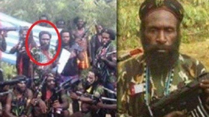 3 Nama Pimpinan KKB Papua Paling Diburu TNI-Polri
