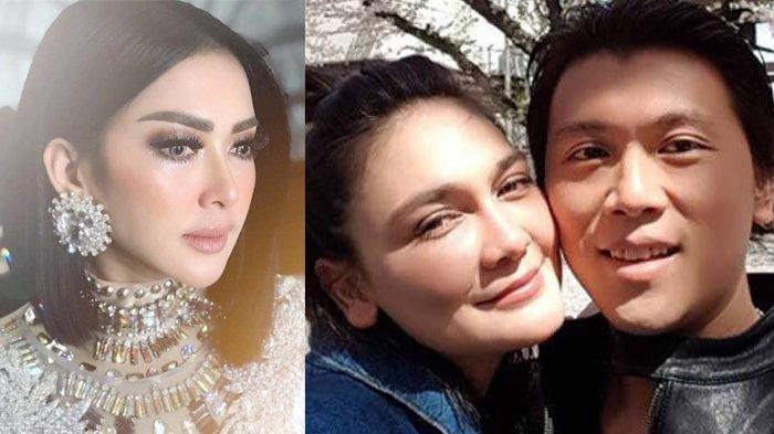 Diminta Komentar Tentang Kisah Cinta Reino Barack Dan Syahrini Luna Maya Tercenung Halaman 4 Tribun Lampung