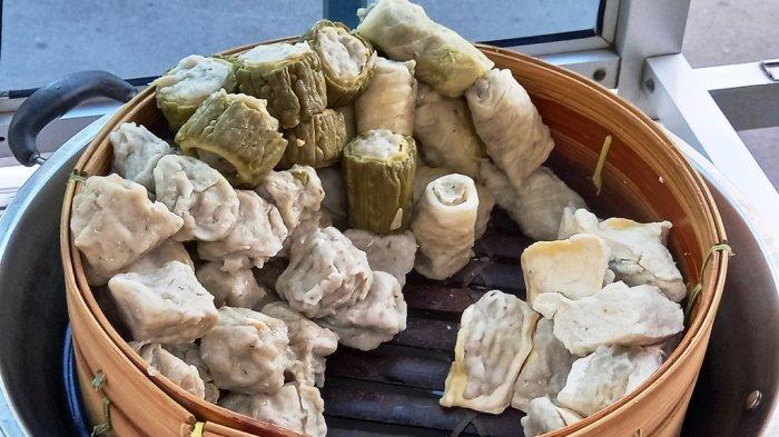 Kuliner Lampung, Somay Lampung Ekspres Layak Jadi Buruan Penggemar Somay