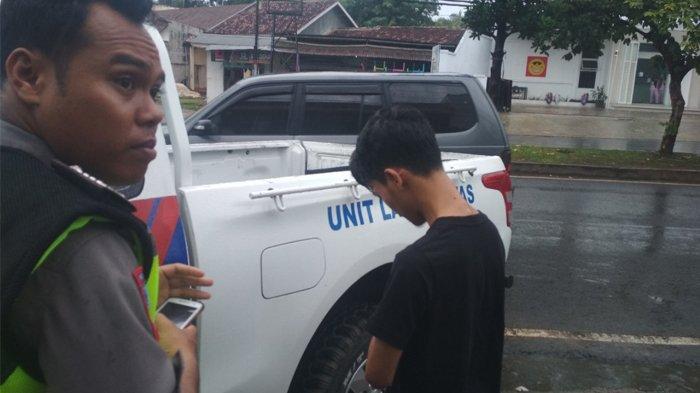 Sopir Sedan BMW Syok Setelah Tahu Petugas Kebersihan yang Ditabraknya Tewas di Tempat