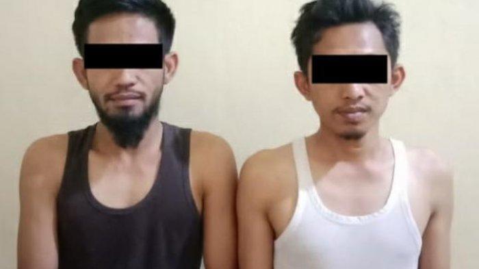 Dikejar 2 Orang Bawa Badik, Sopir Truk Terobos Kantor Polisi di Lampung
