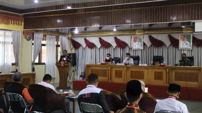 Pemkab Lampung Barat Gelar Sosialisasi Forum Silaturahmi Sekaligus Pembinaan Ormas dan LSM